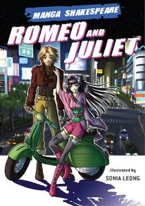 Two Romeo And Juliet Graphic Novel Adaptations