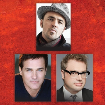 Stratford, shakespeare sla,  Paul Gross, Steven Page, Dr. David Goldbloom, Hawksley Workman m, 2014,