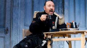 kevin spacey, NOW: in the Wings on a World Stage, canada