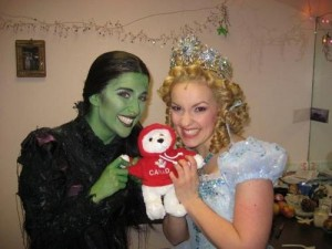 Caissie Levy, Natalie Daradich, wicked, canadian, stratford