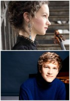 Hilary Hahn, violin, Jan Lisiecki, piano, Stratford Summer music