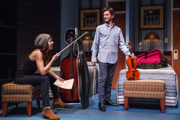Laura Condlin, Damien Atkins, tarragon theatre, sextet