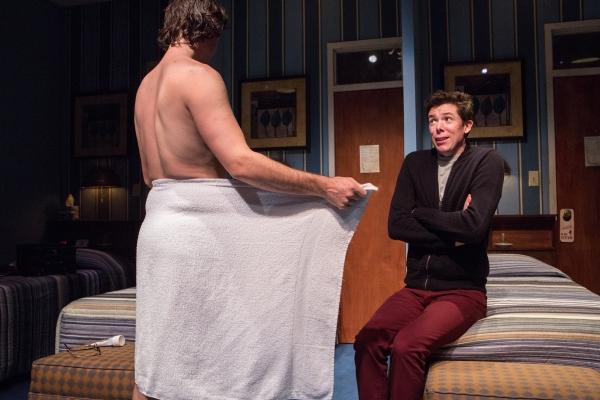 Matthew Edison, Damien Atkins, tarragon theatre, morriis panych, sextet