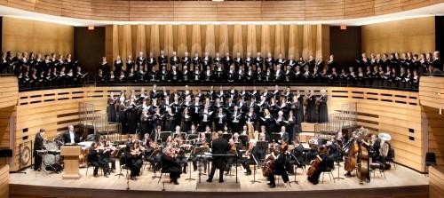 Toronto Mendlessohn Choir, Luminato Presents Apocalypsis, Toronto