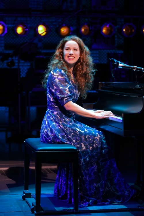 Chilina Kennedy, stratford Festival, carole King, Beautiful the carole king musical, Chilina Kennedy in Beautiful