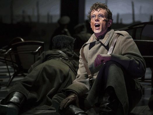 Des McAnuf, Doctor Zhivago, Broadway,Paul Alexander Nolan