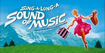 Sing-a-Long-a Sound of Music , Stratford Cinema, The Stratford Summer Music Festival, 2015 line up,