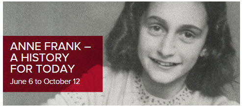 Anne Frank, A history for Today,  Wendy Kesselman's The Diary of Anne Frank , Wendy Kesselman', Anne Frank House in Amsterdam.