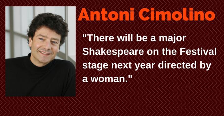 Antoni cimolino, Hamlet, shakespeare