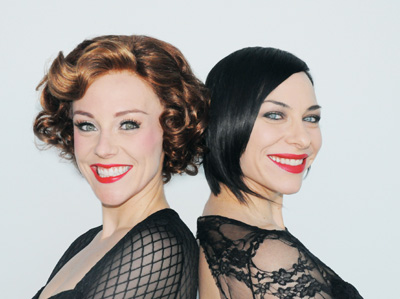 Jayme Armstrong, Jodi McFadden , Huron Country Playhouse, St. Jacobs Country Playhouse, Chicago,