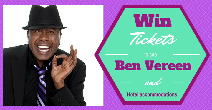 Win Tickets, Ben vereen, victoria playhouse petrolia