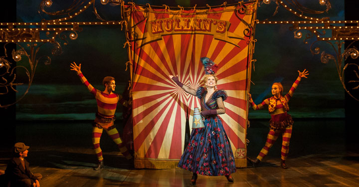 Carousel, reviews, Stratford Festival