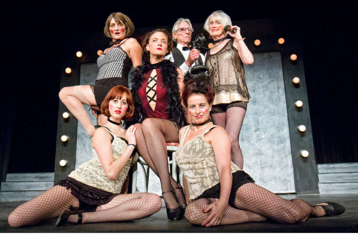 St. Mary's community players, cabaret