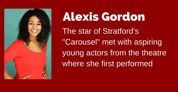 Alexis Gordon, Stratford Festival, original Kids Theatre company