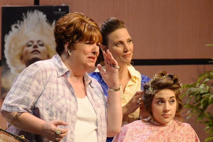 Deborah Mitchell, Sookie Mei, Kelsea Meredith