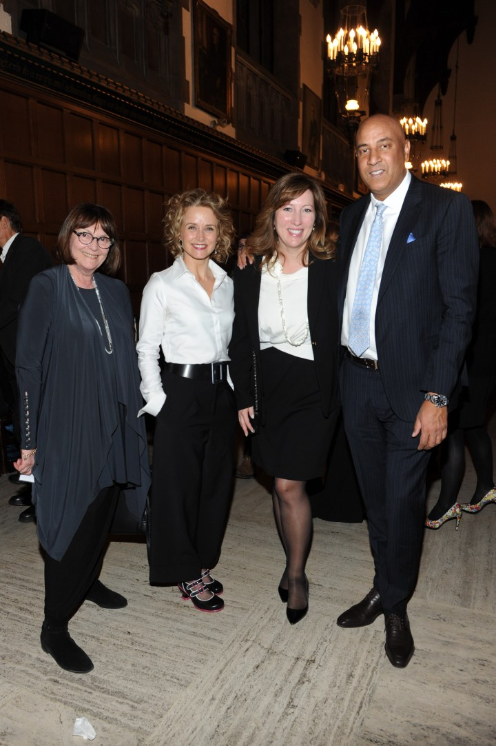 Susan Feldman, Anick La Bissonière, Rebecca Mooney, Asif Nasim Siminovitch 2015