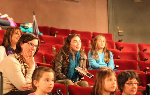 Original Kids theatre company, stratford Festival, alexis gordon