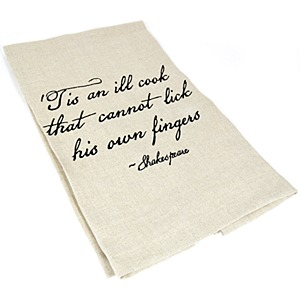 tea towel romeo and juliet