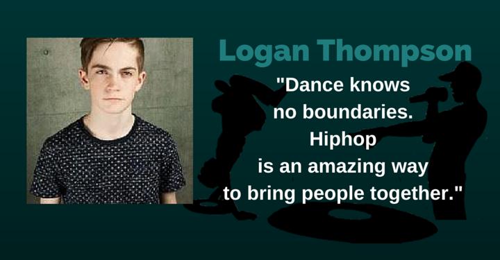 Logan Thomposn, Hip Hop, Dance, TVO, The GRand Theatre, London on