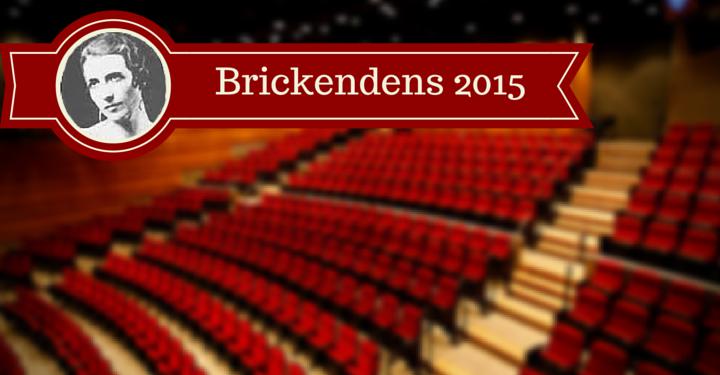 Brickenden Awards 2015, London Ontario, Theatre