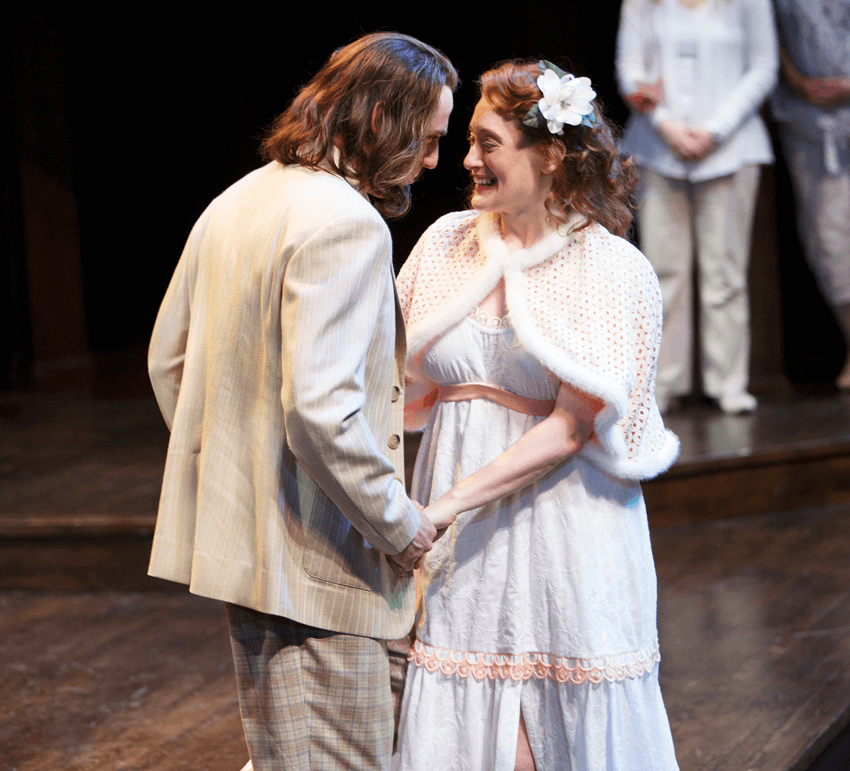 Cyrus Lane, Petrina Bromley, As You Like It Stratford Festival