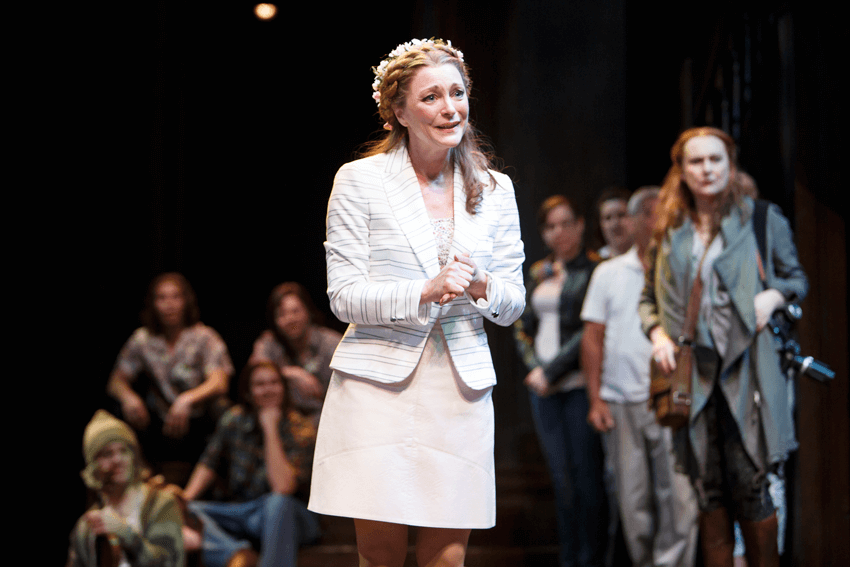 Brigit Wilson, Duchess Senior, as you lik eit, stratford festival