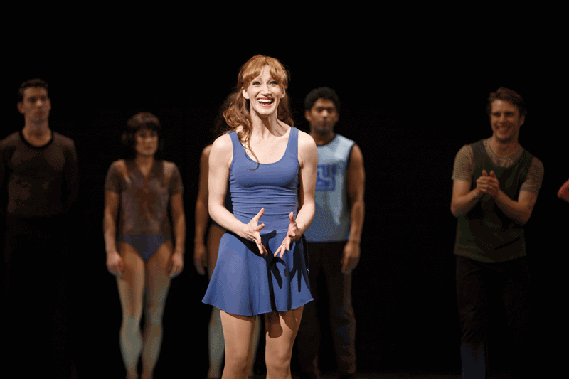 A Chorus Line, Stratford Festival, photos, video, review , Alexandra Herzog