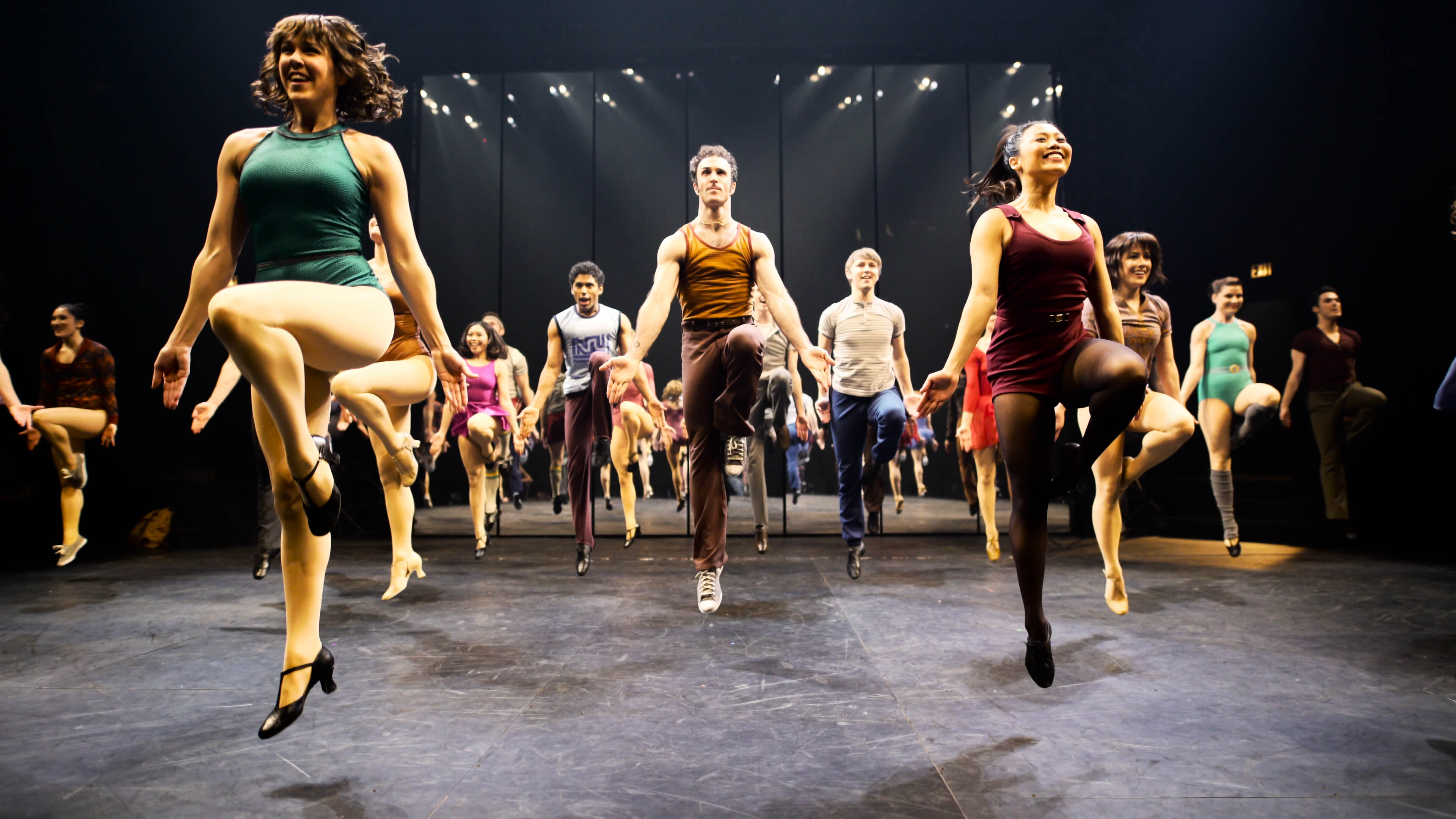 A Chorus Line, Stratford Festival, photos, video, review