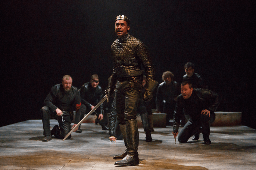 Araya Mengesha, Breath of Kings, stratford Festival