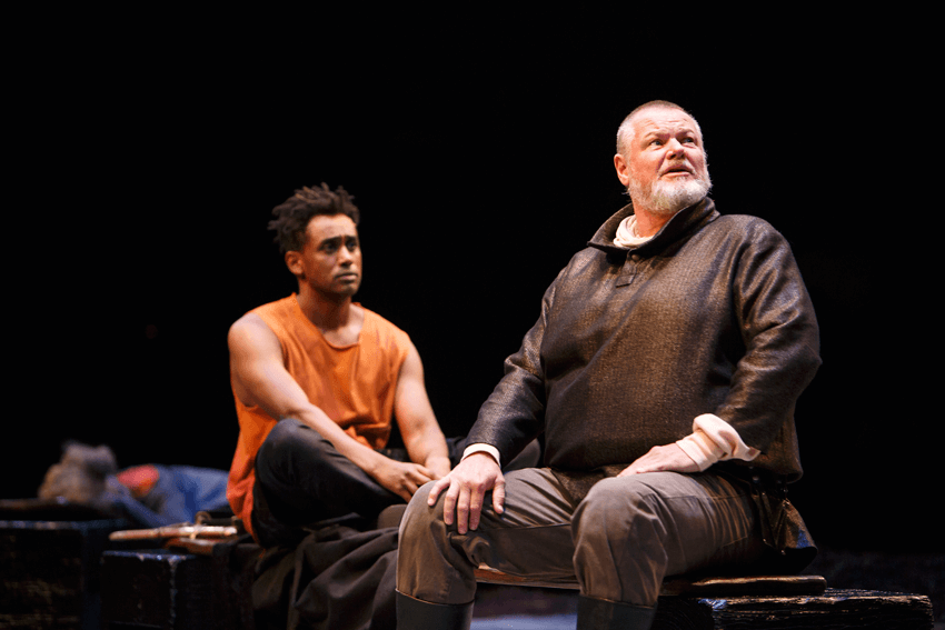 Araya Mengesha, Geraint Wyn Davies, Breath of Kings: Rebellion, Stratford Festival