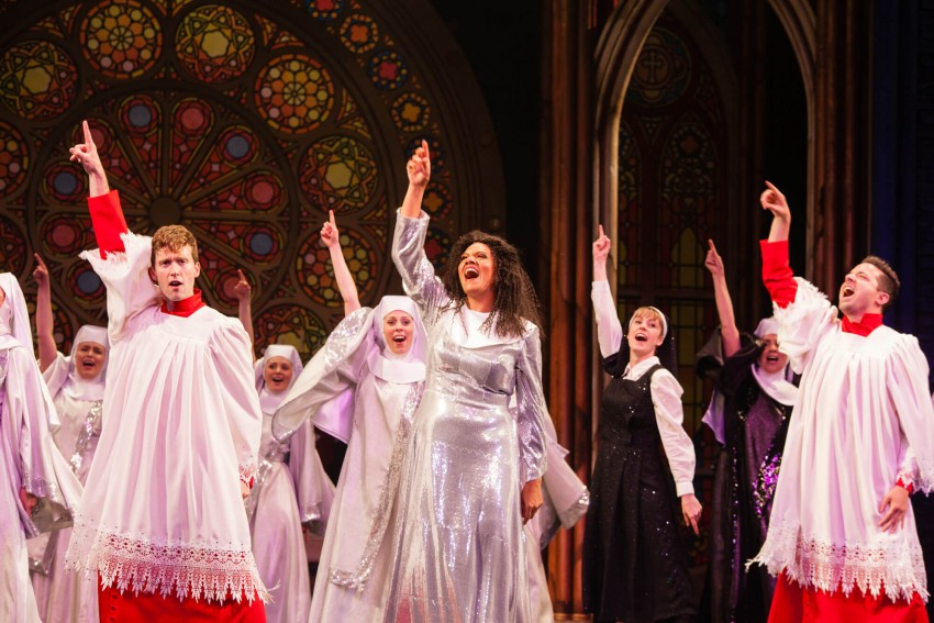 Aurianna Angelique, Sister Act, Drayton Entertainment, Huron Country Playhouse