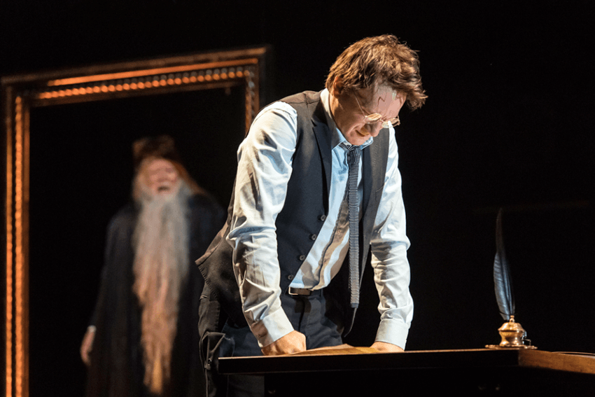 """Harry Potter and the Cursed Child"", London's west end reviews, Jamie Parker as Harry Potter"