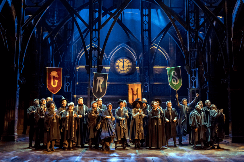 """Harry Potter and the Cursed Child"" , west end, review"