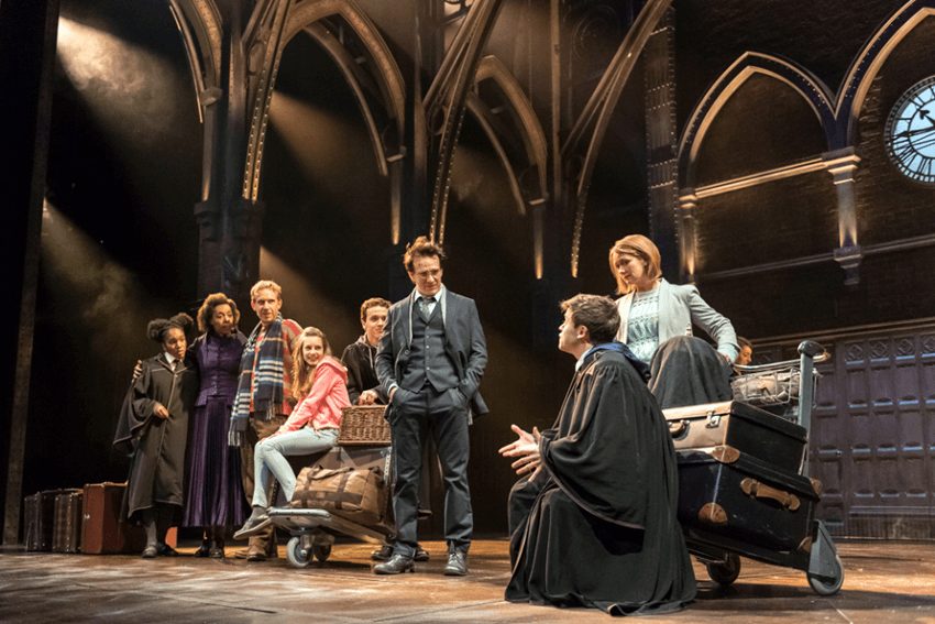"""Harry Potter and the Cursed Child"", London's west end reviews and photos"