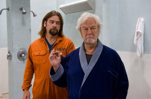 Alan Doyle and Gordon Pinsent in Republic of Doyle (2010),  stratford Festival Legacy award