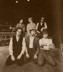 "Artistic Fraud of Newfoundland takes regionalism on the road. The original production of ""St. Nicholas Hotel"" at Tarragon Theatre, 1974."