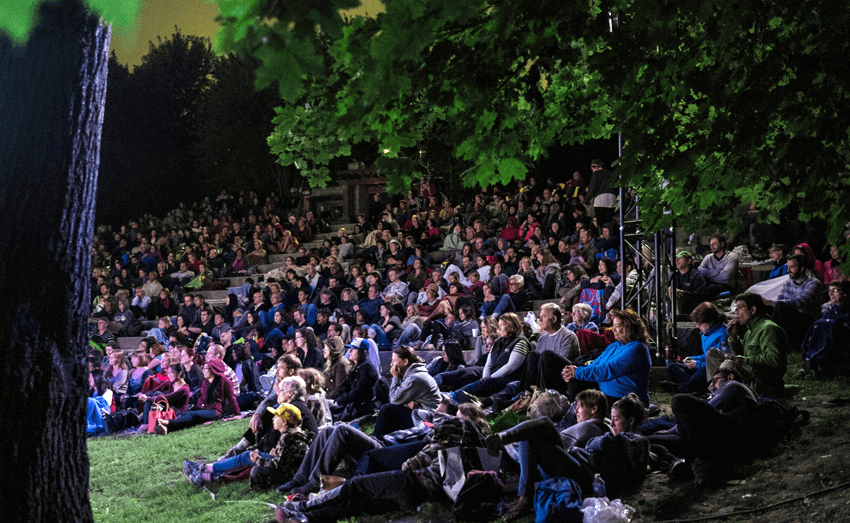 Toronto's Shakespeare in High Park 2017
