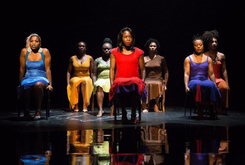 for colored girls, soulpepper, toronto