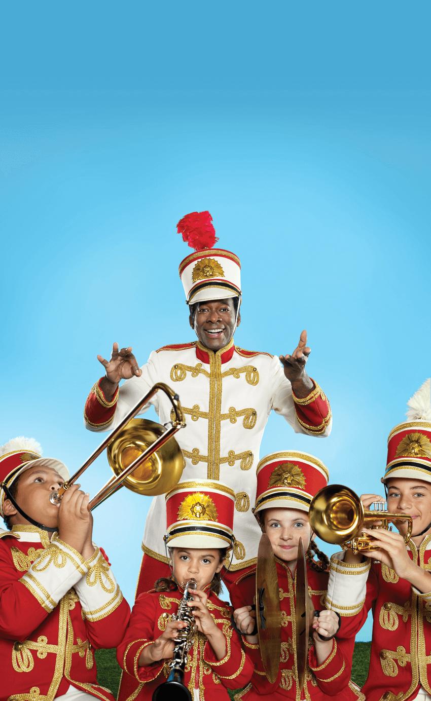 Stratford Festival 2018 playbill, Music man, Daren A. Herbert