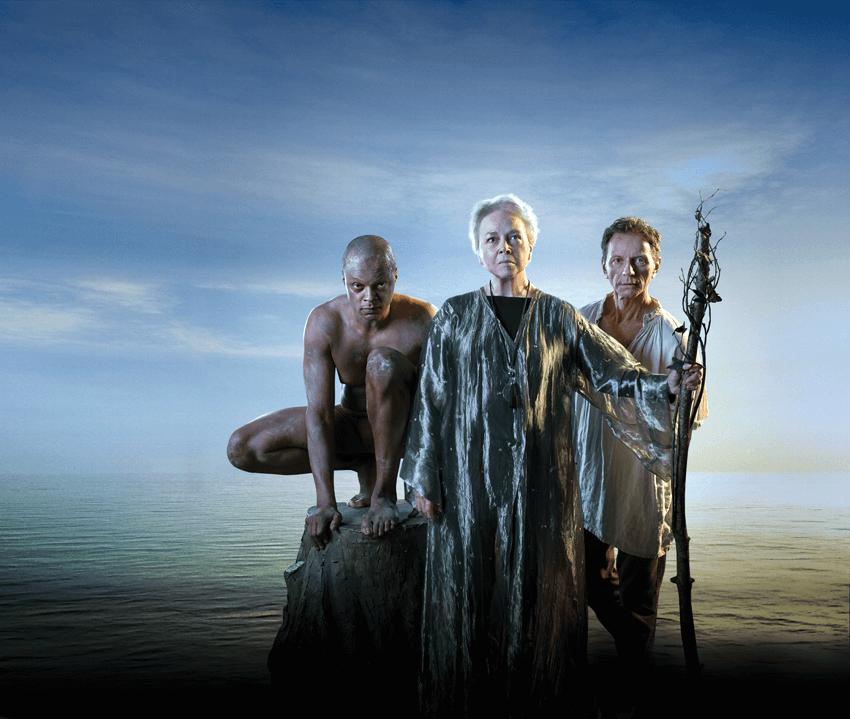 Stratford Festival 2018 playbill, Michael Blake, Martha Henry, Brent Carver, The Tempest