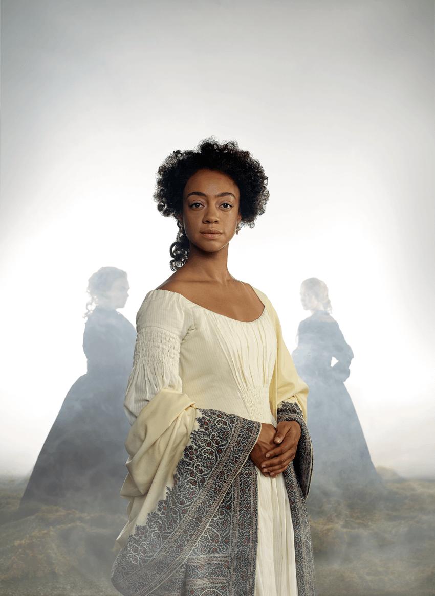 Stratford Festival 2018 playbill, Beryl Bain., Brontë