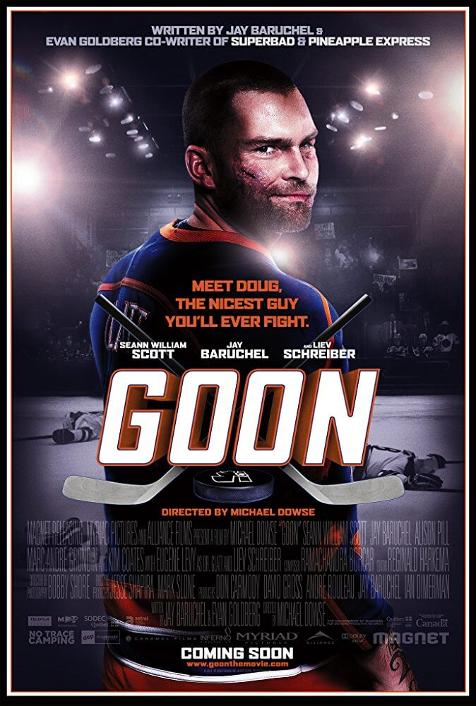 6 Films with a Southwestern Ontario Connection. The Goon Movie Poster