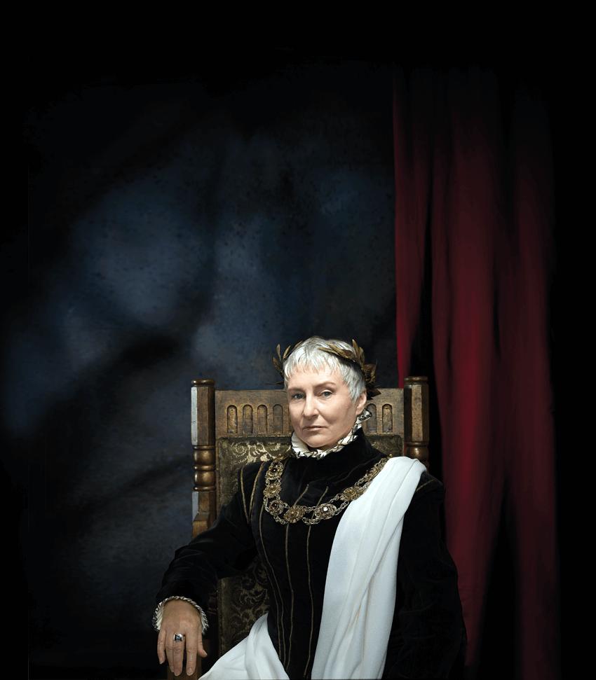 Stratford Festival 2018 playbill, Seana McKenna. Julius Caesar