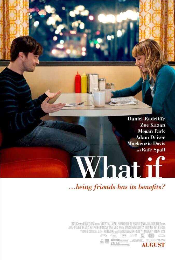 6 Films with a Southwestern Ontario Connection. The What If movie poster
