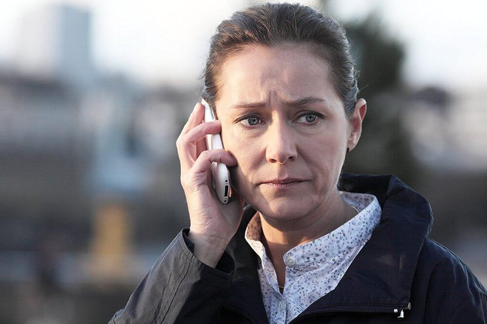 "3 Must-See Films at Hyland Cinema.  Sidse Babett Knudson in ""La fille de Brest/150 Milligrams"""