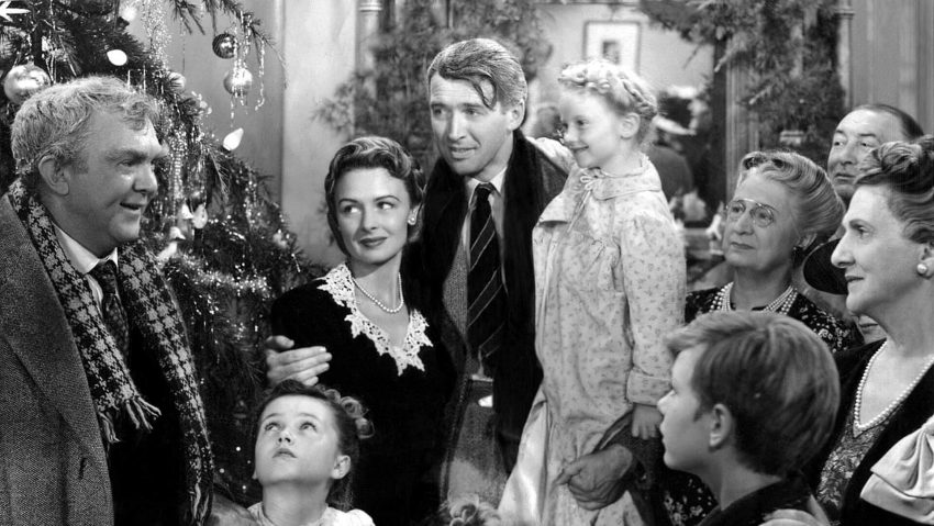 "4 Reasons You Need to get to the Hyland this Weekend. The cast of ""It's  A Wonderful Life."""