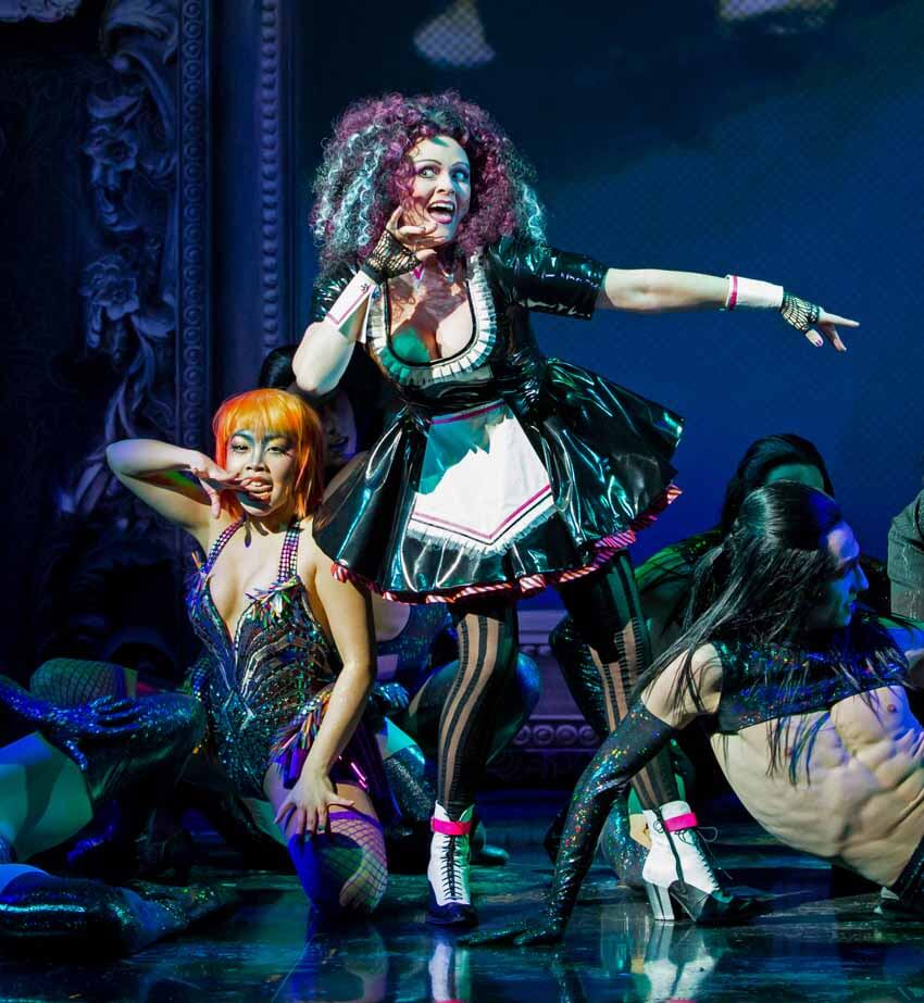 Kimberly-Ann Truong, Erica Peck., The Rocky Horror Show at the Stratford Festival