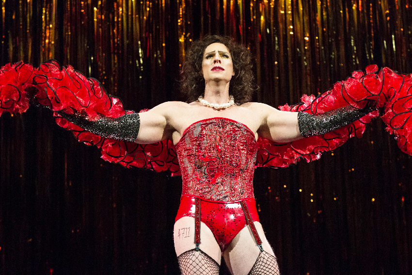 Dan Chameroy, The Rocky Horror Show at the Stratford Festival