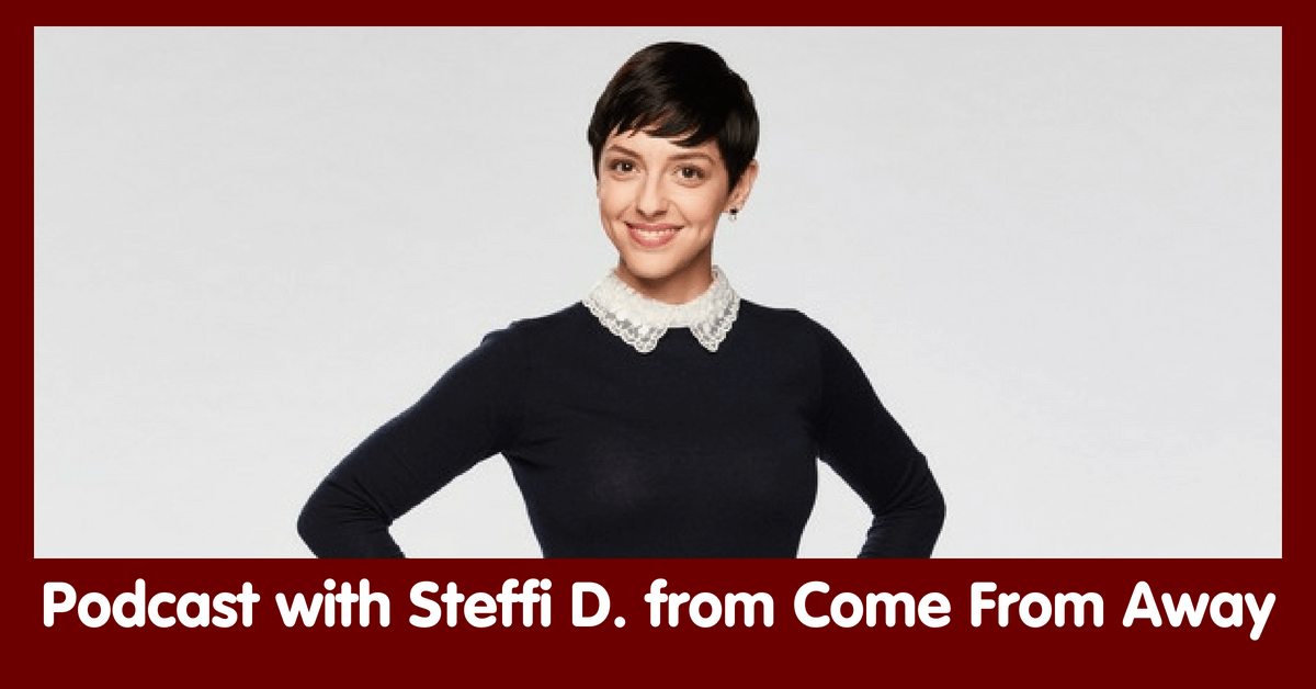 Steffi DiDomenicantonio podcast interview