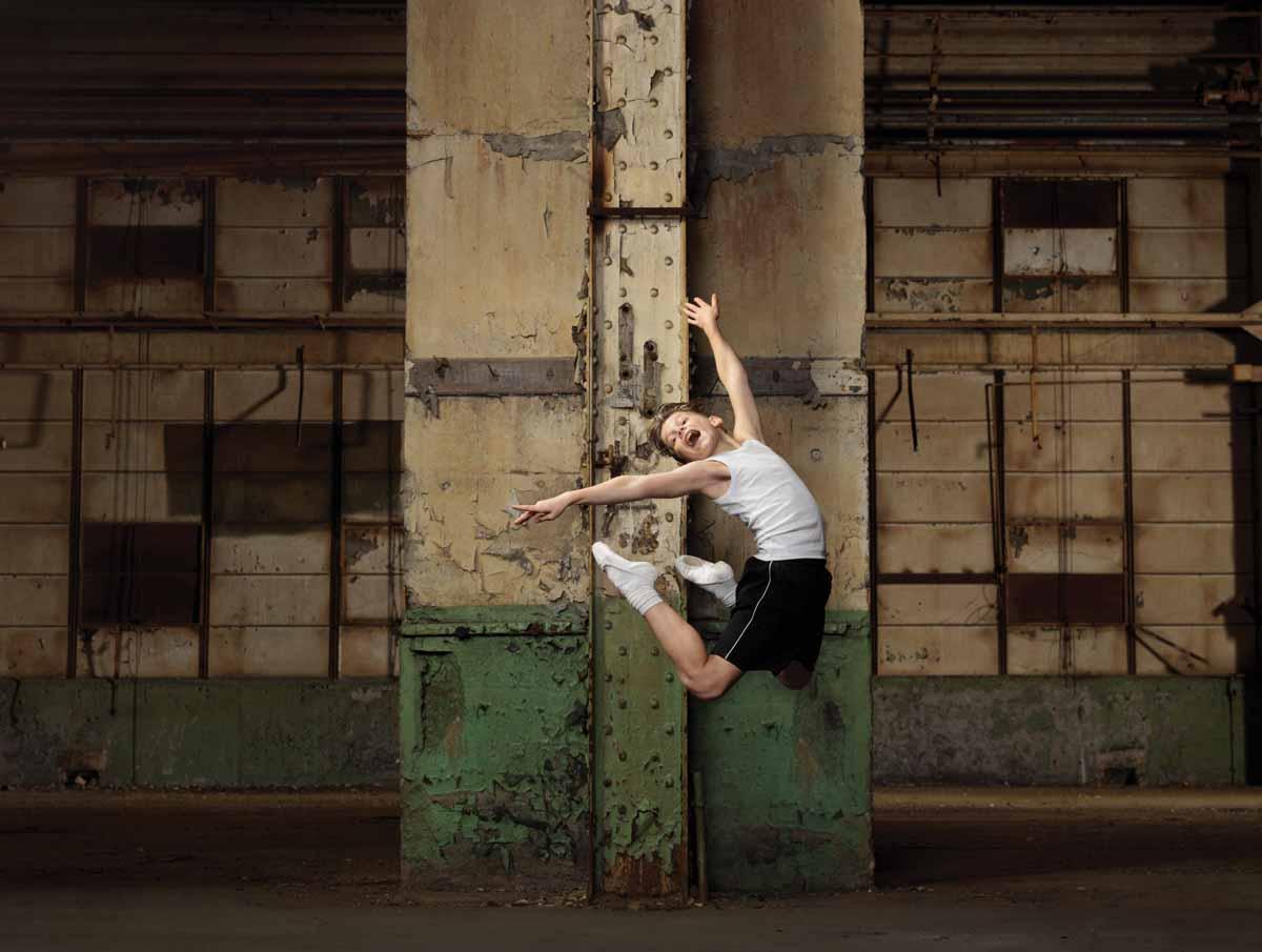 Billy Elliot, the stratford festival 2019, Nolen Dubuc